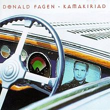 220px-Donald_Fagen_-_Kamakiriad